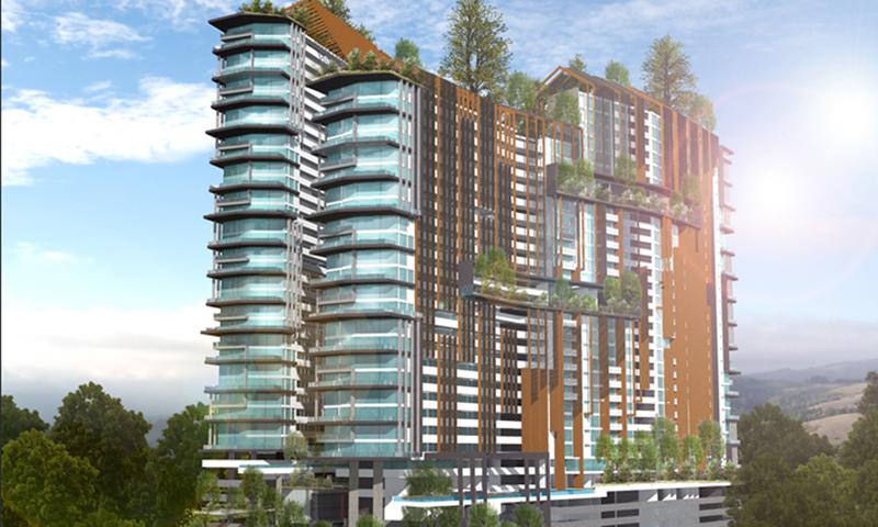 Seri Bintang Condominium Development