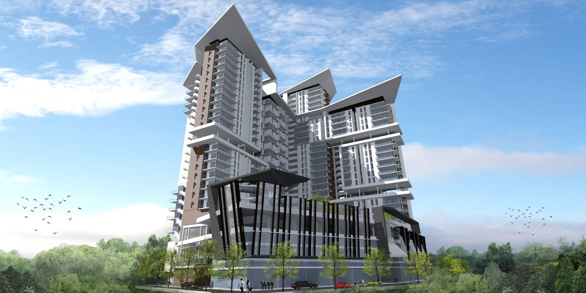 Balakong Service Apartment Development