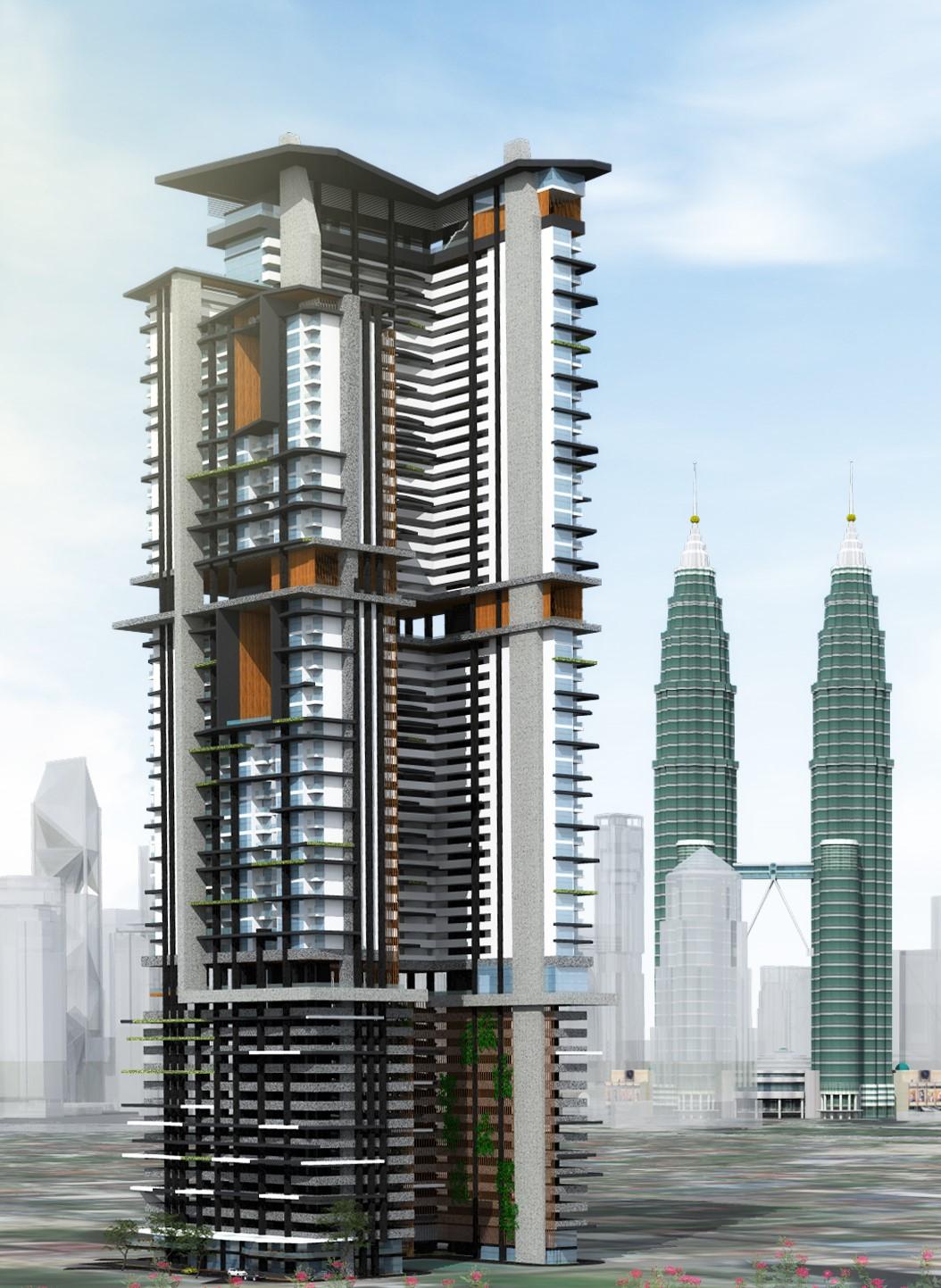 Kampung Baharu Development