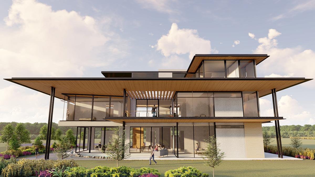 L Residence, Kayangan Height
