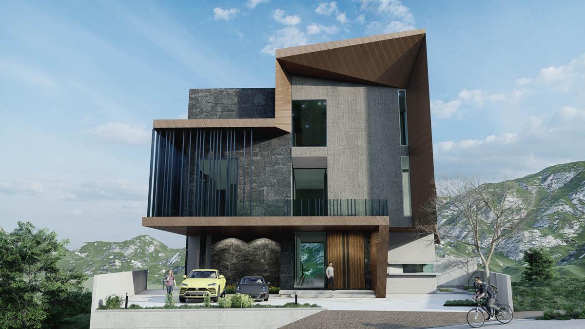 5S House, CHD
