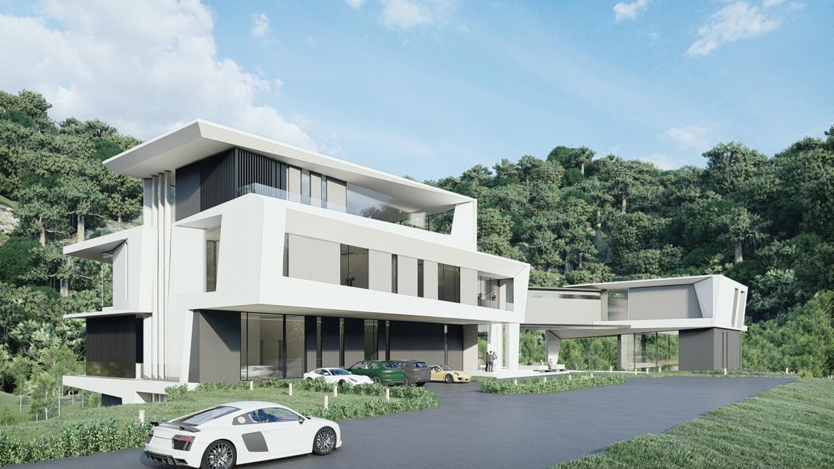 GC House. CHD