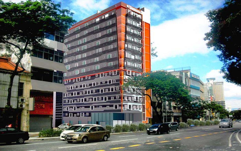 Jalan Ipoh Budget Hotel 3