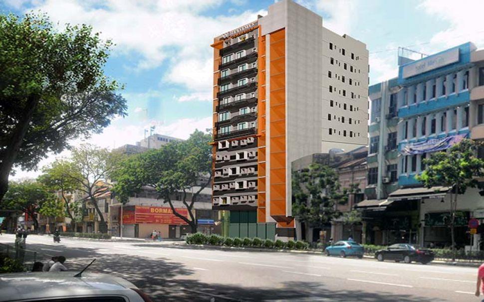 Jalan Ipoh Budget Hotel 4