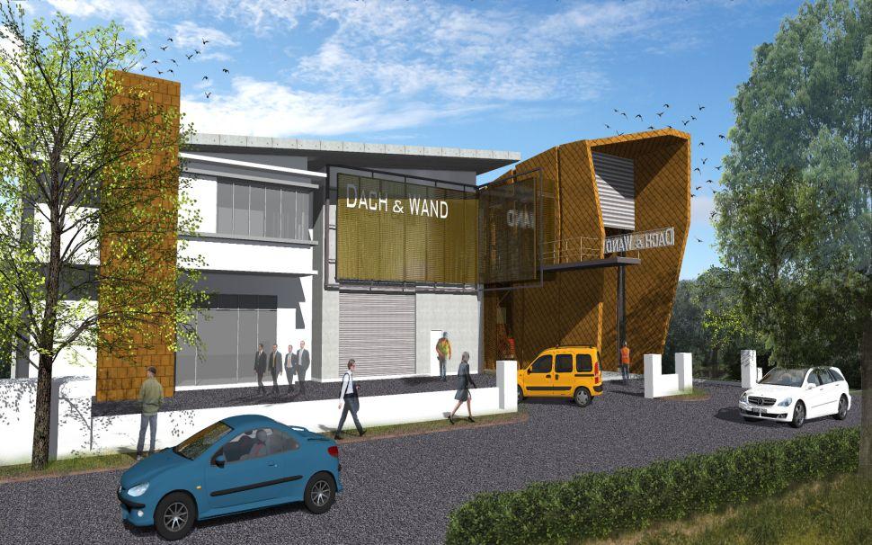 Dach & Wand SB 1