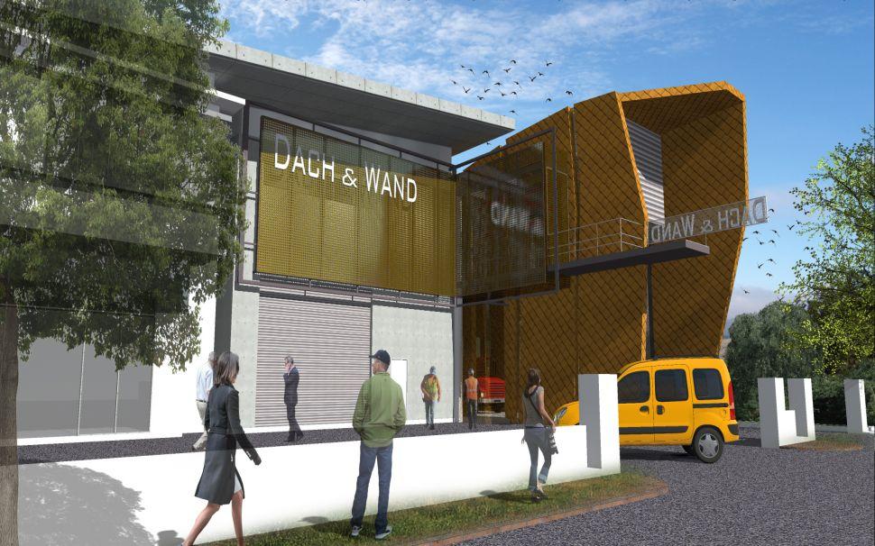 Dach & Wand SB 3