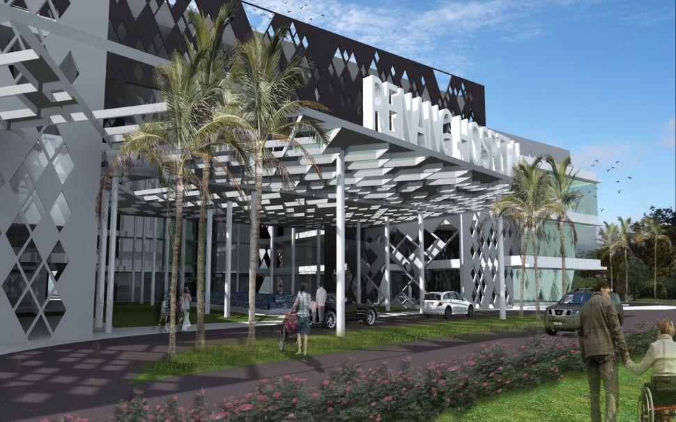 Penang Hospital 3