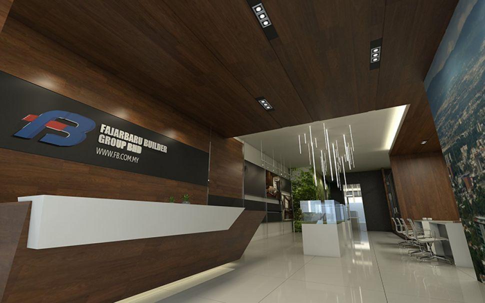 Fajarbaru sales office 1
